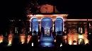 Villa di notte Foto - Capodanno Villa Calini Coccaglio